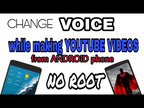 [hindi]✓how-to-change-voice-in-android-phone-while-making-youtube-videos