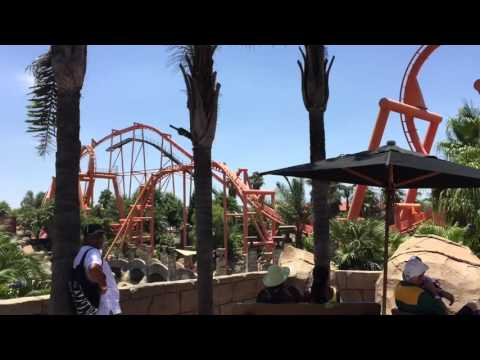 Gold reef theme park South Africa