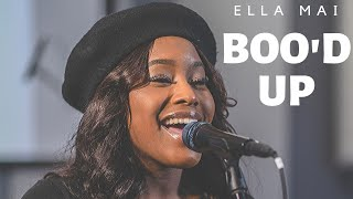 """DNA Unplugged"" Boo'd Up - Ella Mai (Cover) / Can we talk - Tevin Cambell"