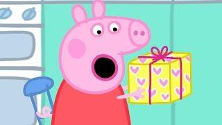 Peppa Pig en Español Capitulos Completos -  ¡Fiesta de cum...