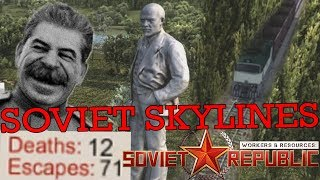 Creating a Perfect Socalist Society in Soviet Skylines - Workers & Resources: Soviet Republic thumbnail