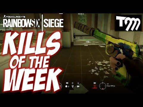 RAINBOW SIX SIEGE - Top 10 Kills of the Week #73 thumbnail