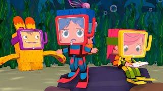 ЙОКО | Сборник серий 6-10 | Мультфильмы для детей