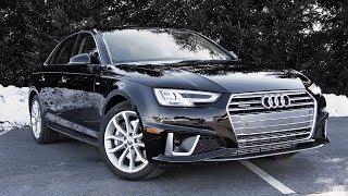 2019 Audi A4: Review