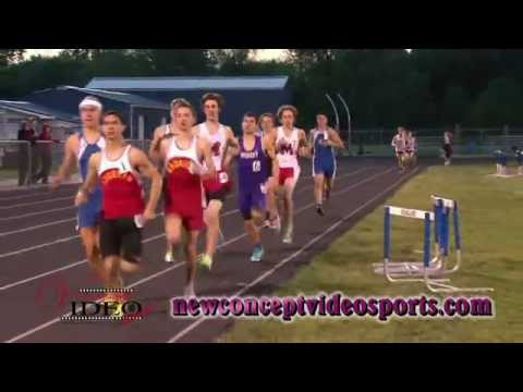 Northwest Crossroads Conference (NCC) Boys 2012 Track & Field Championship