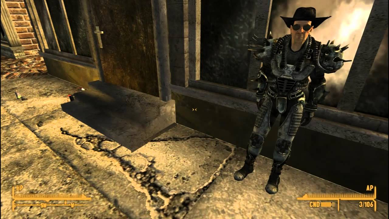fallout new vegas how to get boone as companion