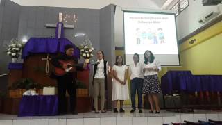 Akin Vocal Group Maret 2016