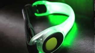 Luzes de Segurança para Corridas e Caminhadas Noturnas - Safelight DLK Sports