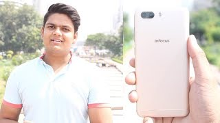 Infocus Turbo 5 Plus - 4850 mAh Battery + Dual Camera's for 8,999 Rs. Only