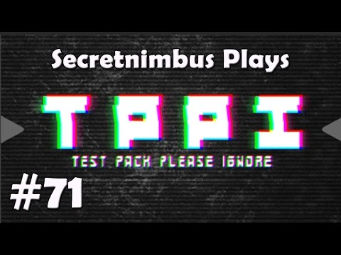 Let's Play Minecraft TPPI #71 - Scanning and Storage
