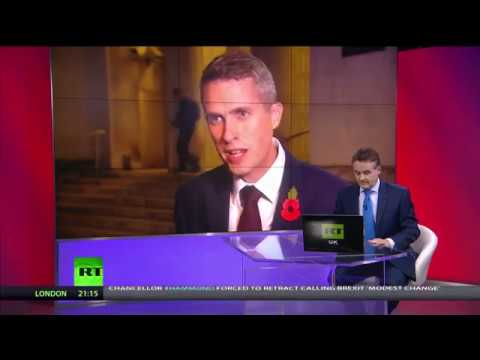 Gavin Williamson says 'Russia is ready to kill thousands and thousands'