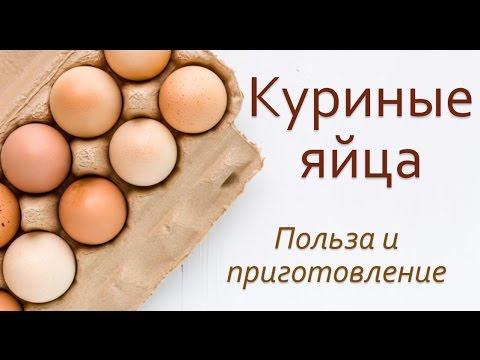 Сырые и вареные куриные яйца.  Польза куриных яиц.