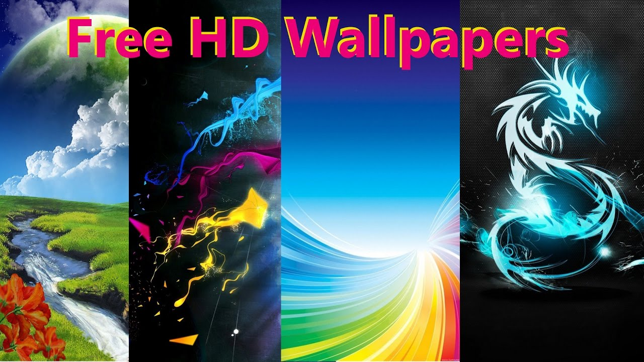 How to Download HD wallpapers For Android Mobile ? || Technical Naresh - YouTube