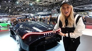 $19m Bugatti - Why this is the MOST EXPENSIVE CAR ever made!