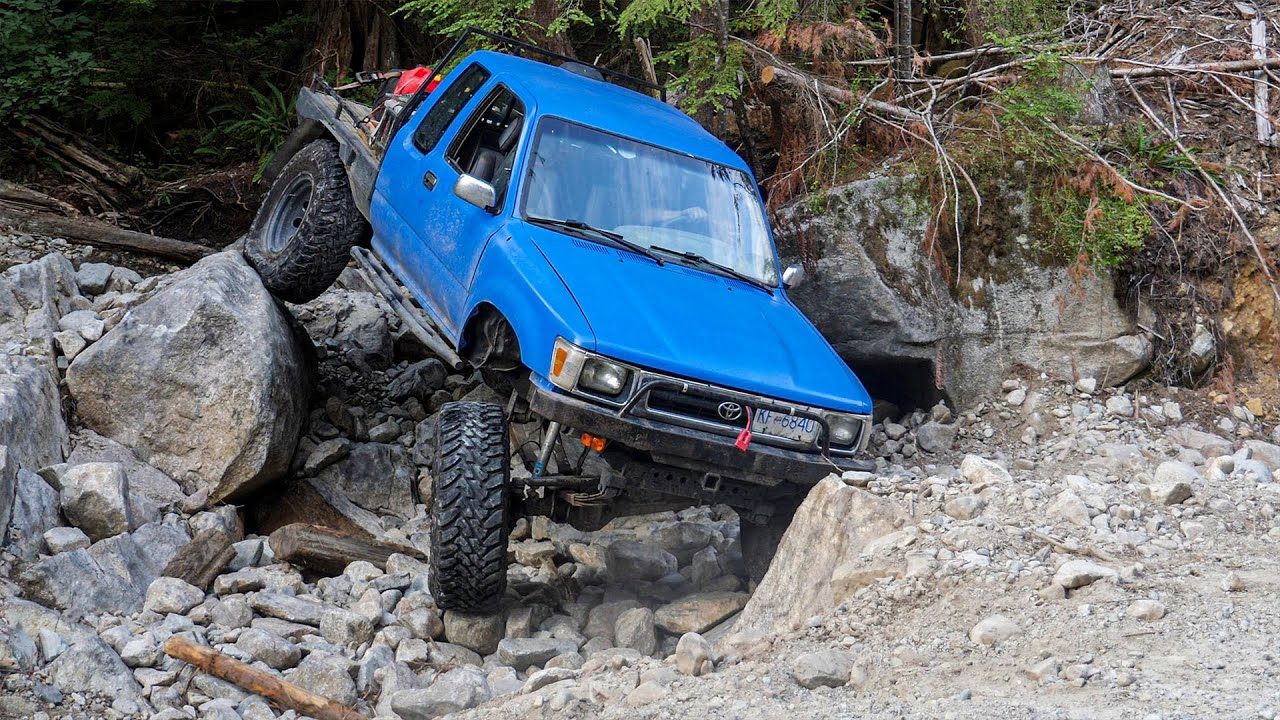 Trial by FIRE   Fresh Toyota Build 4WD Adventure