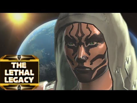 SWTOR Smuggler Story - Act 1 - Blaster Delivery