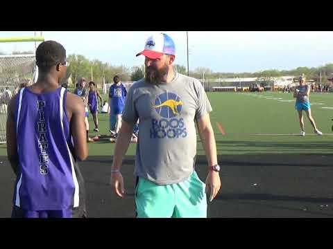 Piper Middle School Track Meet Kansas City, KS 4-16-19 @ Bonner Springs