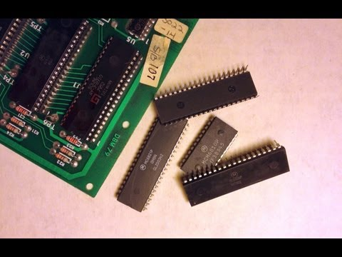 How to Install an Integrated Circuit into a Circuit Board