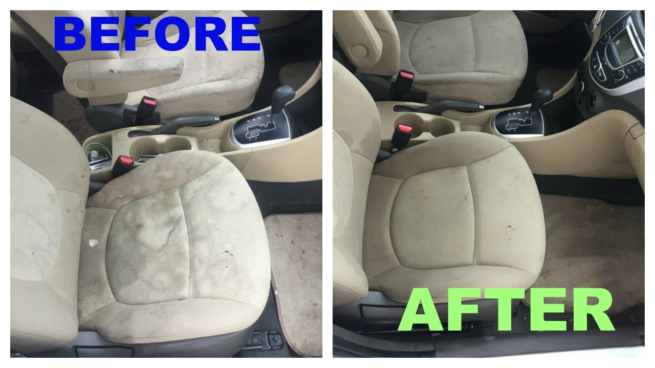 diy CAR UPHOLSTERY & CARPET DETAILING ft. Turtle Wax - YouTube