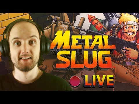 Metal Slug X/3 & Indie a random - LIVE