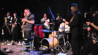 Motherlode feat. the Legendary Fred Wesley @ HumBrews (Entire Set in Multi Cam HD!)