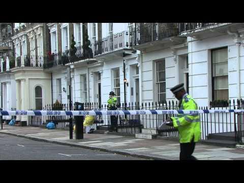 British Spy Found Murdered In London.