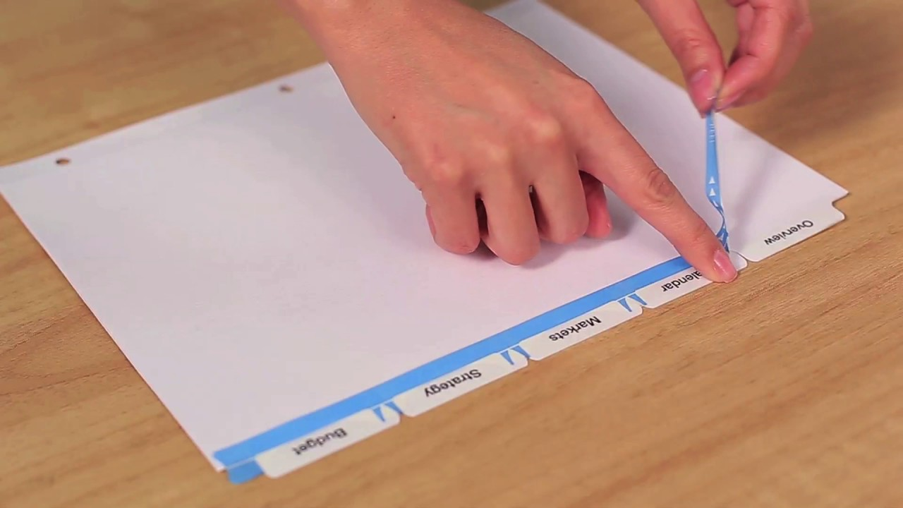 avery index maker easy apply label strip