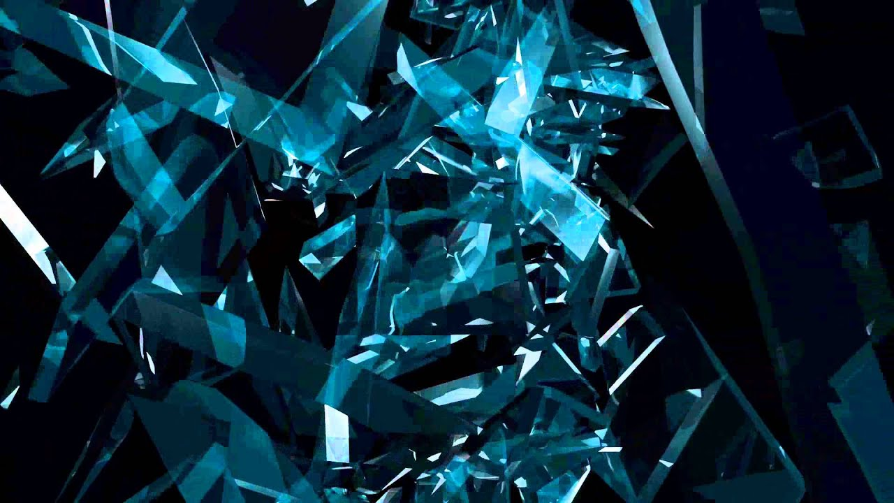 Glass Ice FREE Video Background 1080p - YouTube
