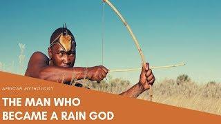 The Man Who Became The Rain God