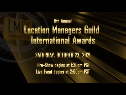 Download 8th Annual Location Managers Guild International Awards