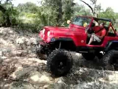 Big Red CJ7