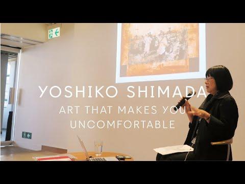 Talk | Yoshiko Shimada | Art That Makes You Uncomfortable