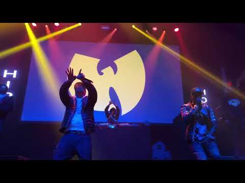 WU-TANG CLAN 25TH ANNIVERSARY 36 CHAMBERS CONCERT SHOW TERMINAL 5 NYC 1-27-19 PART 1 CREAM Mp3