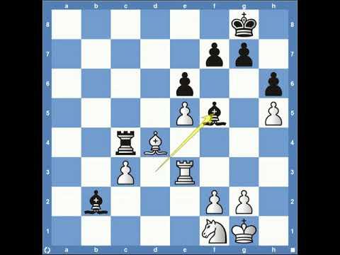 Candidates Tournament 2018 Round 8: Grischuk vs Kramnik