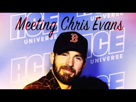 Moments with Chris Evans