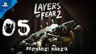 [PS4] Layers of Fear 2 #05 -  Lekko się zdygałam