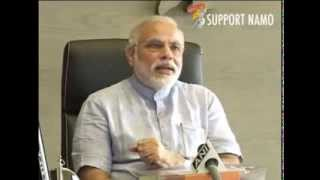 Food Security Act by Congress will Take Away food From Poor People : Narendra Modi