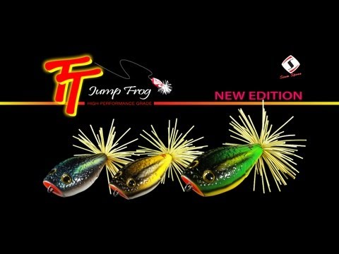 New Edition TT Jump Frog by Siam Spoon 2013.