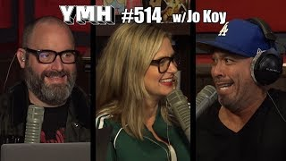 Your Mom's House Podcast w/ Jo Koy - Ep. 514