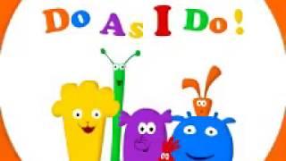 Do As I Do - Baby TV - Short Educational for Kids - ChuChuTV