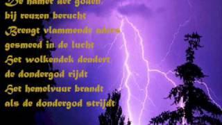 Dondergod von Heidevolk – laut de – Song