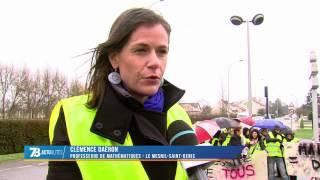 Education : les enseignants de Philippe-de-Champaigne en grève