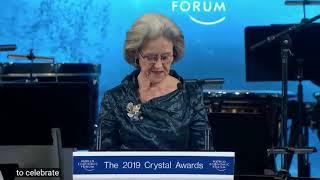 Crystal Awards  - Marin Alsop - winner thumbnail