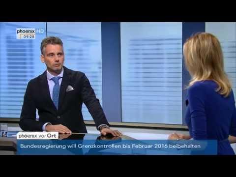 Deutsche Bank: Oliver Stock im Studiogespräch am 29.10.2015