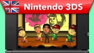 "Tomodachi Life -  ""The Rules of Zelda"" (Nintendo 3DS)"