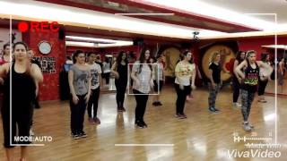 Ego (radio edit) - Willy William - Zumba® with Yasmine Pap - Gene Kelly Peiraias