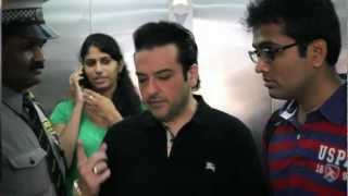 Adnan Sami -- INSULTED By A LIFTMAN !!!