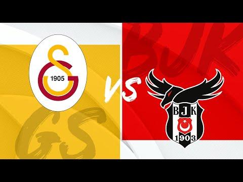 Galatasaray Espor ( GS ) vs Beşiktaş ( BJK ) Maçı | 2021 Yaz Mevsimi 6. Hafta