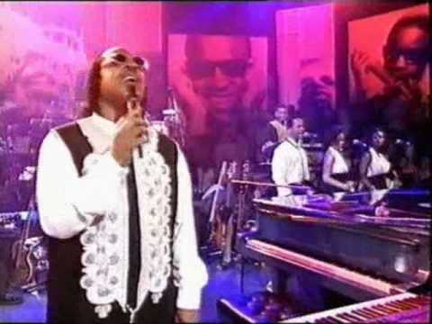 Stevie Wonder - Tomorrow Robins Will Sing (Live in London, 1995) mp3