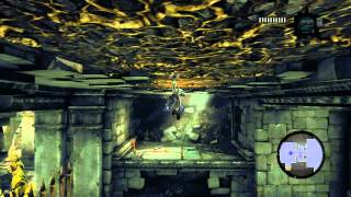 Darksiders 2 Walkthrough HD - (No Commentary) Part 10 - The Lost Temple (1 of 3)